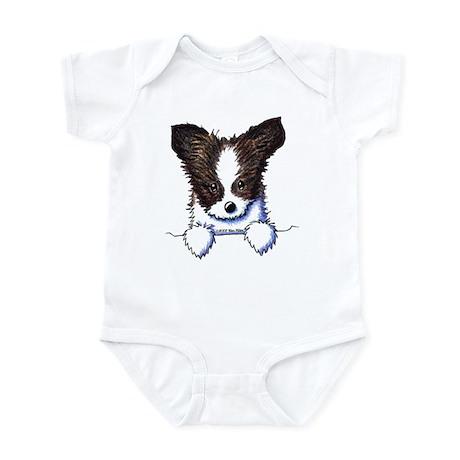 Pkt Papillon Puppy Infant Bodysuit