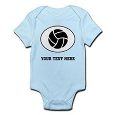 Volleyball Oval (Custom) Body Suit