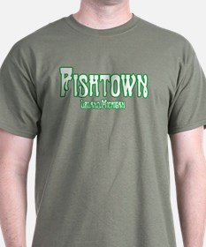 Fishtown Adult T-Shirt