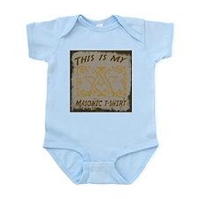 My Masonic T-Shirt Infant Bodysuit