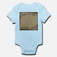 My Masonic T-Shirt Infant Bodysuit