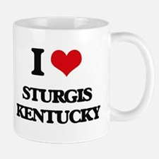 I love Sturgis Kentucky Mugs