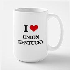 I love Union Kentucky Mugs
