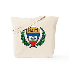 Stylized Haiti Tote Bag