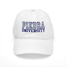 PIEDRA University Baseball Cap