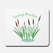 Swamp Beauties Mousepad