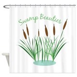 Cattail Shower Curtains