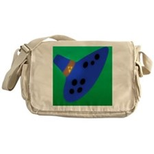 Ocarina from Zelda Messenger Bag