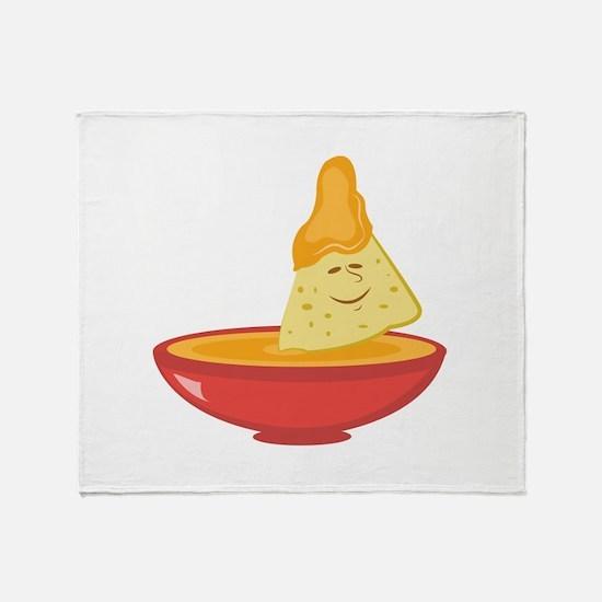 Chip & Dip Throw Blanket