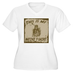 My Native T-Shirt T-Shirt