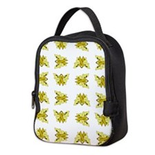 YELLOW RIBBON Neoprene Lunch Bag