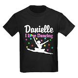 Dancer Kids T-shirts (Dark)