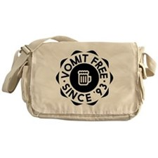 Vomit Free HIMYM Messenger Bag