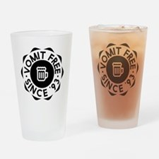 Vomit Free HIMYM Drinking Glass