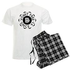 Vomit Free HIMYM Pajamas