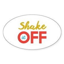 Shake it Off Decal