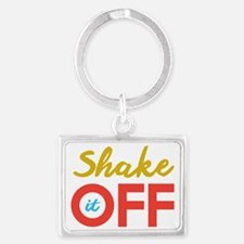 Shake it Off Landscape Keychain