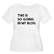MY BLOG HIMYM Plus Size T-Shirt