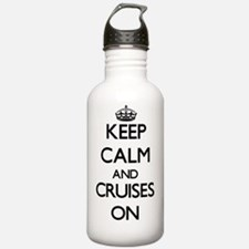 Keep Calm and Cruises Water Bottle