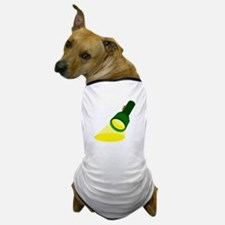Flashlight Dog T-Shirt