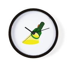 Flashlight Wall Clock