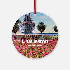 Charleston Ornament (Round)