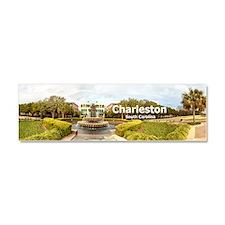 Charleston Car Magnet 10 x 3
