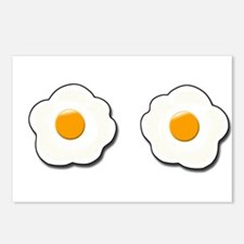 Fried Eggs Postcards (Package of 8)