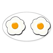 Fried Eggs Decal