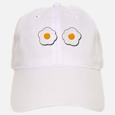 Fried Eggs Baseball Baseball Cap
