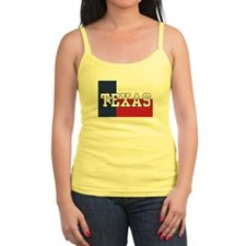 Texas State Flag Tank Top