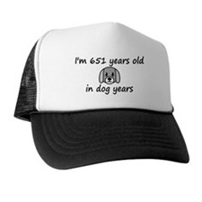 93 dog years 2 - 3 Trucker Hat