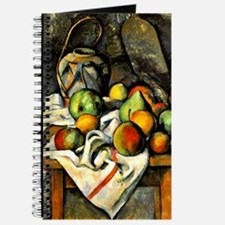 Cezanne - Ginger Jar and Fruit Journal