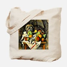 Cezanne - Ginger Jar and Fruit Tote Bag