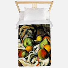 Cezanne - Ginger Jar and Fruit Twin Duvet