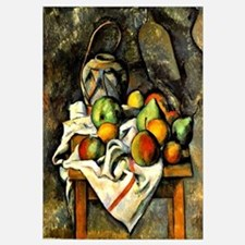 Cezanne - Ginger Jar and Fruit