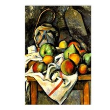 Cezanne - Ginger Jar and  Postcards (Package of 8)
