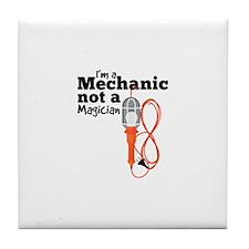Im A Mechanic Tile Coaster