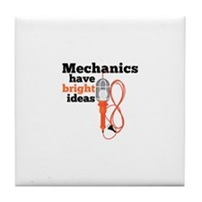 Bright Ideas Tile Coaster