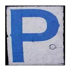 P ~ N.O. Street Tile Replicas Tile