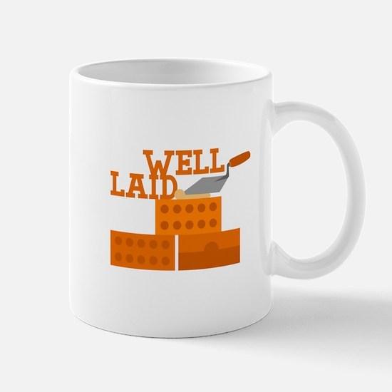 Well laid Mugs