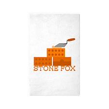 Stone Fox Area Rug
