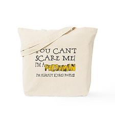 Freshman Scare Tote Bag