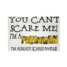 Freshman Scare Rectangle Magnet
