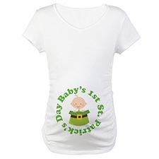 Babys 1st St Patricks Shirt