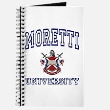 MORETTI University Journal