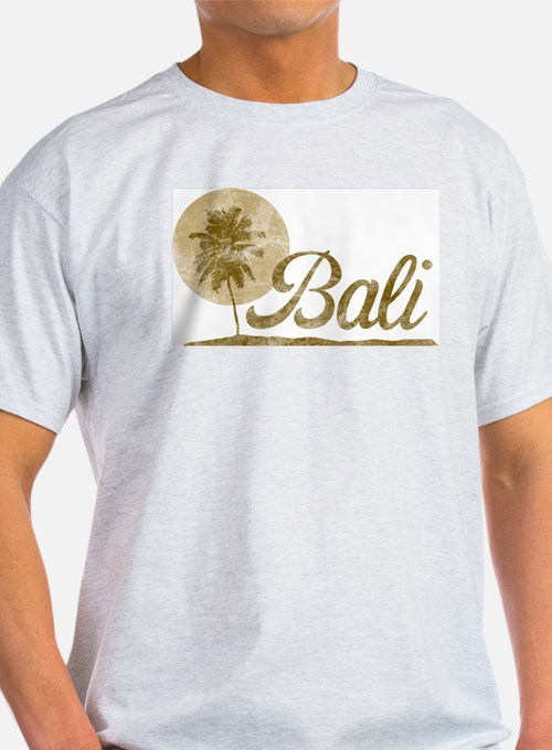 Palm Tree Bali T-Shirt