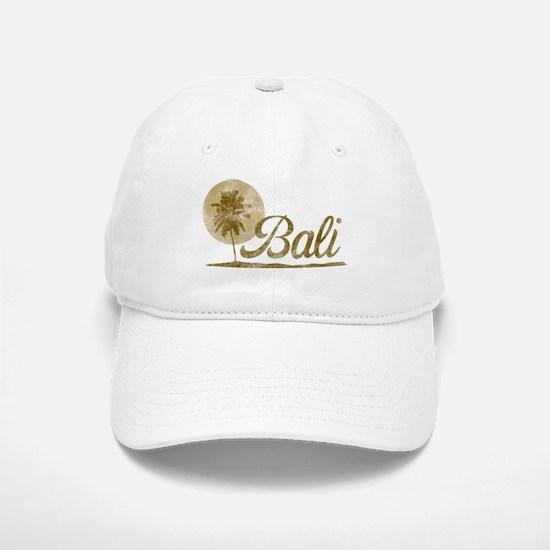 Palm Tree Bali Baseball Baseball Cap