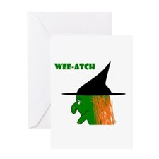 Wee-Atch Greeting Card