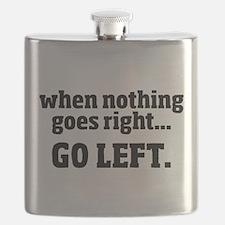 Go Left Flask